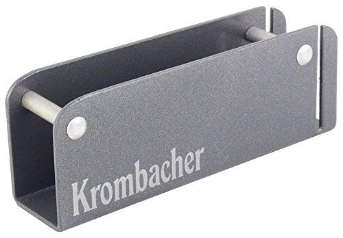 Bierdeckel Halter/Ständer von Krombacher aus Metall Pils Theke Tresen Bar Party Keller Deko Design Accessoire