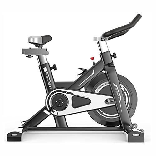 CGBF-Bicicleta Estática 360 ° con Volante Envolvente de Seguridad,Gimnasio Interior Oficina Ciclismo Máquina de Carreras de Fitness de Entrenamiento Cardiovascular Estacionario