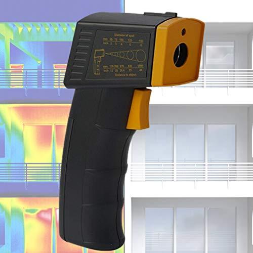Infrarot Thermometer Wärmemessgerät Wärmebild Gebäude Sanierung Schimmel Taupunkt IR2