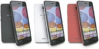 """Smartphone Español Wolder WIAM #23 4.5"""" - Color Negro"""