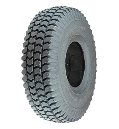 Check Out This AlveyTech 3.00-4 (10x3, 260X85) Foam-Filled Mobility Tire with Powertrax C248 Tread...