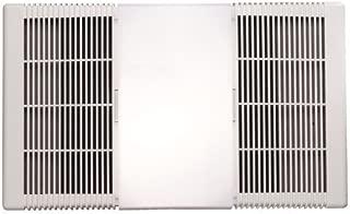 NuTone 665RP Heat-A-Ventlite Exhaust Fan with 1300-Watt Heater and 100-Watt Incandescent Light, 70 CFM (Renewed)