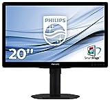 Philips Monitor, 19.5 Pollici, 16:9, 1600x900, Nero (Ricondizionato)