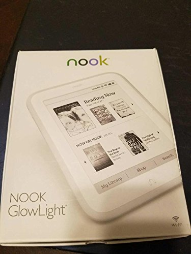 Nook GLOWLIGHT eBook Reader - 4GB - BNRV500