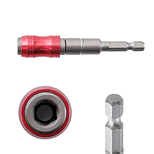 Destornillador de punta de 20 grados ángulo ajustable destornillador magnético extensión para 1 '4' hexagonal vástago tornillo Bit