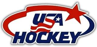 USA National Hockey Team vynil car sticker 6