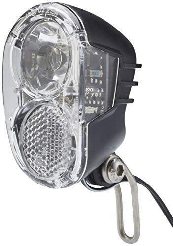 Axa Echo koplamp, zwart, 10 x 5 x 3 cm