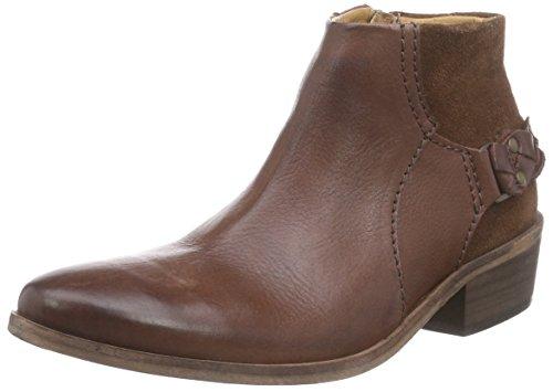 Hudson London Triad, Damen Chukka Boots, Braun (Chocolate), 37 EU (4 Damen UK)