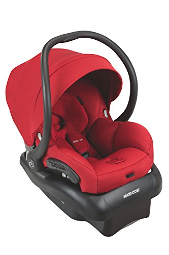 Maxi-Cosi Mico AP 2.0 Infant Car Seat, Red Rumor