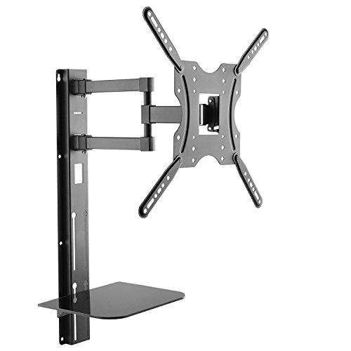 Supporto per televisore con mensola 32-55'', peso massimo 30kg (MC-772)