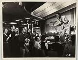 Sammy Davis Jr Singing in Nightclub on bar Cantinflas Pepe Original Photo Snipe