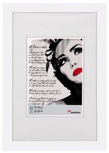 Walther LG070W Beauty kunststof lijst 50 x 70, wit