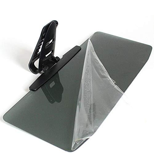 Raspbery Extensión del Parasol Coche Car Anti Glare Driving HD Visor Car Sun Visor Protector Universal para Ojos Y Visión Nocturna Extensor Antideslumbrante Parabrisas Cost-Effective