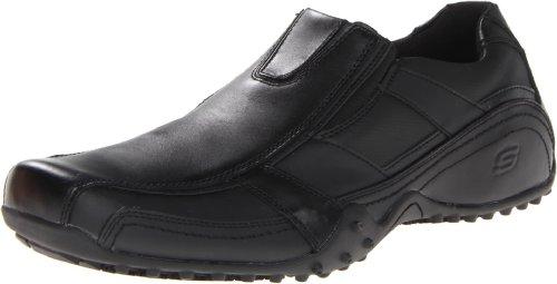 Skechers for Work Men's Rockland-Hooper Work Boot, Black, 8...