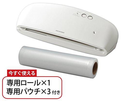 アイリスオーヤマ真空パックフードシーラーVPF-385T