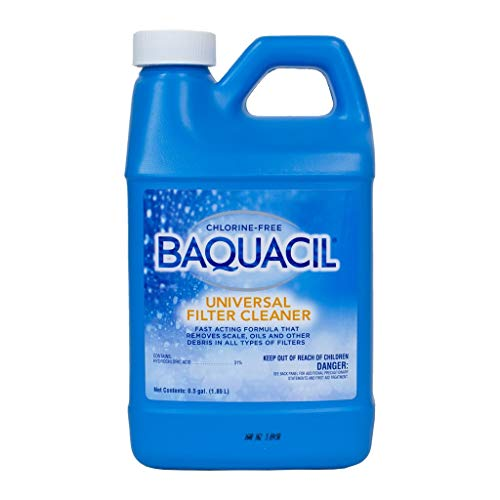 Baquacil Universal Filter Cleaner - 1/2 gal.