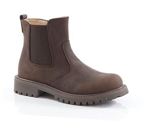 Verdecchia Verdecchia Stiefel Chelsea Boots B101 italienische hochwertige Leder Schuhe (28)