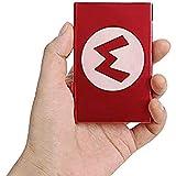 Aufbewahrungsbox für Spiele der Nintendo Switch, 6 in 1 Game Card Aufbewahrungskoffer für Nintendo Switch, Speicherkarten Tragetasche,Kartentragetasche Tasche,Spiele Tasche Kompatibel
