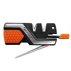 Sharpal 101N 6-In-1 Pocket Knife Sharpener & Survival Tool