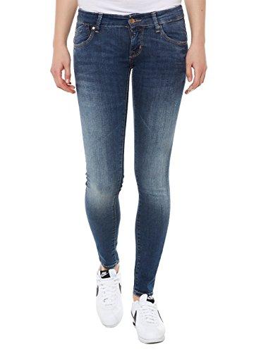 CUP OF JOE Gina Sapphire Blue Push Jeans 25/30 dunkelblau