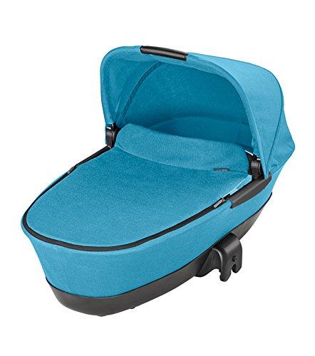 Maxi-Cosi 78658920 Faltbarer Kinderwagenaufsatz für Mura, Mura Plus und Elea, mosaic blue