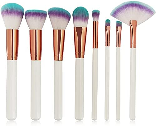 Make Up Brushes 7 Albuquerque Mall 8 9pcs Popular brand in the world Wood Handle Makeup Set Brush Ey Eyebrow