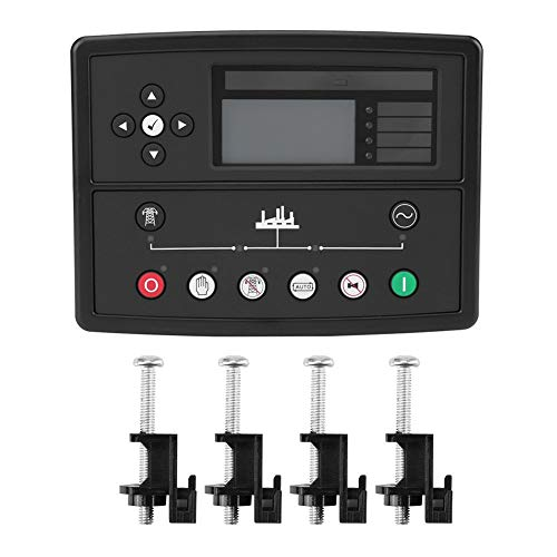 HYY-YY Generator Controller, DSE7320 Pre-Alarm Manual/Auto Electronics Controller Control Module Panel for Diesel Generator