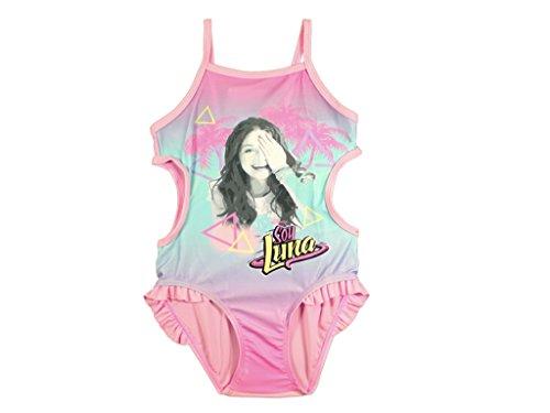 Soy Luna Disney Badeanzug rosa (122)