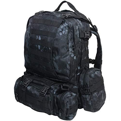 Mil-Tec Defense Pack Assembly mandra Night (Luggage)