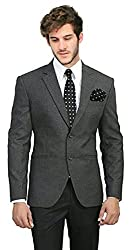 BREGEO Fashion Party/Slim Fit Blazer 5-Colours
