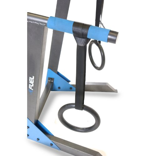 Product Image 6: Fuel Pureformance Deluxe Dip Station with Olympic Rings