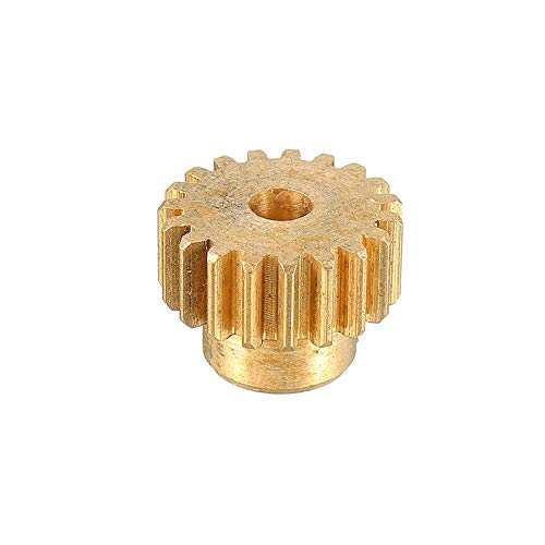 HONG YI-HAT Rc Car Spare Parts Motor Gear for HG P407 1/10 2.4G 4WD rc car Spare Parts