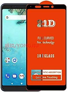 واقيات شاشة الهاتف - غشاء من الزجاج المقوى 21D غطاء كامل حماية 9H غشاء زجاجي واقي لـ Infinix X650 X650B X650C X652 X653 S3...