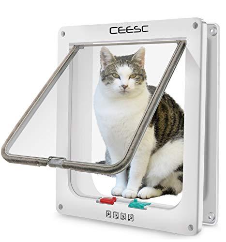 Ceesc -   Katzenklappe für