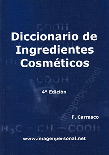 Dicc. de ingredientes cosmeticos