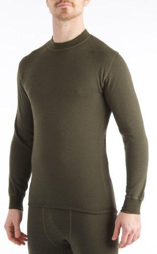 T-shirt Aclima Hotwool Crew Neck vert