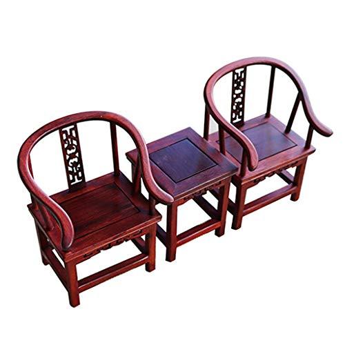 T TOOYFUL 1/6 Skala Holztisch Stuhl Hocker Set Für Puppenhaus Wohnzimmer Oder Esszimmer Oder Garten Dekor, 12 Zoll Puppenzubehör, Möbel Für Blythe