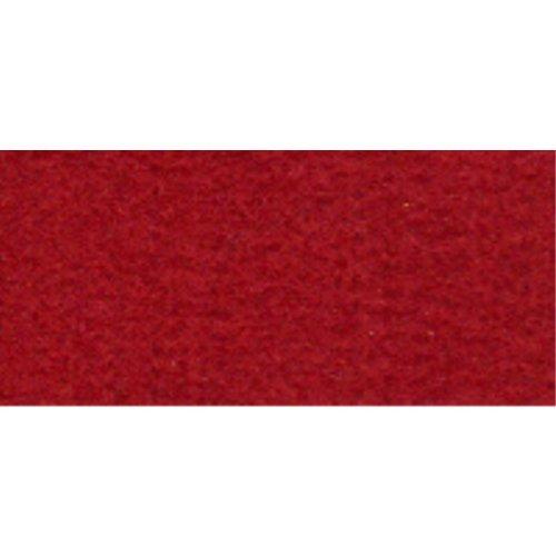 Foglio di feltro sintetico colore Rosso 100cmx90cm