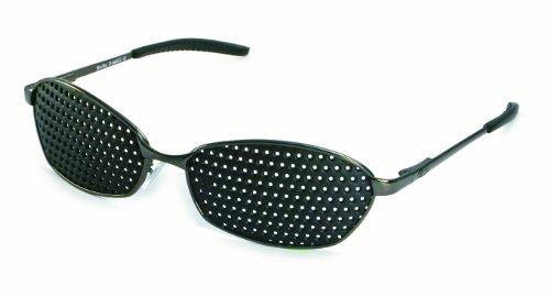 Metall-Rasterbrille 420-LAG - ganzflächiges Raster