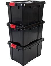 Kunststof DIY opbergdoos 'Power Box'