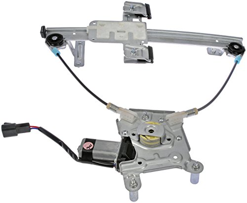 Dorman 741-391 Rear Passenger Side Power Window Motor and Regulator Assembly for Select Cadillac / Chevrolet / GMC Models