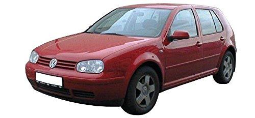 Déflecteurs pour VW Golf LV, G + D 1997-2004, Avant et Arriere / (HTB/Combi) 4 pcs, 5-Portes