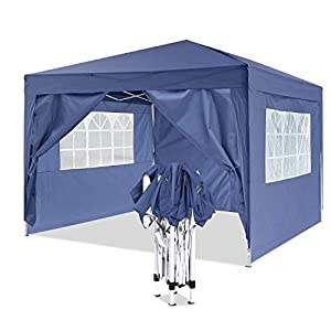 Vanage vg-8446 300 x 300 x 260 cm Gazebo – Verde: Amazon.es: Jardín
