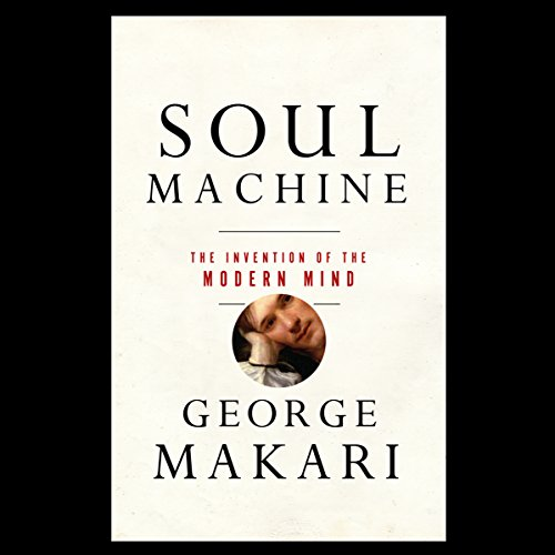 Soul Machine audiobook cover art