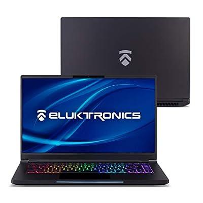 "Eluktronics MAG-15 Slim & Ultra Light NVIDIA GeForce Gaming Laptop with Mechanical RGB Keyboard - Intel i7-9750H CPU VR Ready GPU 15.6"" 144Hz Full HD IPS NVMe SSD + DDR4 RAM by Eluktronics"