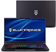"Eluktronics MAG-15 Slim & Ultra Light NVIDIA GeForce GTX 1660Ti Gaming Laptop with Mechanical RGB Keyboard - Intel i7-9750H CPU 6GB GDDR6 VR Ready GPU 15.6"" 144Hz Full HD IPS 2TB NVMe SSD + 32GB RAM"