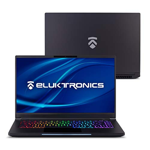 Eluktronics MAG-15 Slim & Ultra Light NVIDIA GeForce RTX 2070 Gaming Laptop with Mechanical RGB Keyboard - Intel i7-9750H CPU...