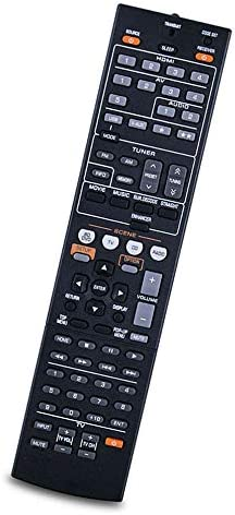 Replaced New arrival Now on sale Remote Control Compatible Yamaha YHT-494 for RX-V373BL