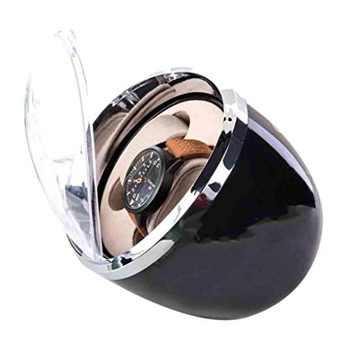 HAOYANG-scatola dell'orologio- Orologio da donna con orologio da polso e da uomo Singolo orologio da polso con orologio da orologio Automatic Watch Winder Display Box Organizer Adatto / HDDSBYBQ-733