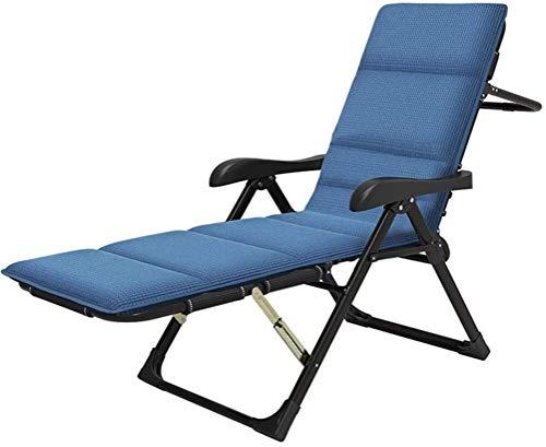 Yuany Asiento de la Silla al Aire Libre, Silla tapizada Sola, Fundas de Almohada del cojín de la Silla para el Exterior camión sillas reclinables